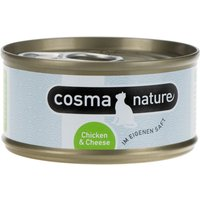 Cosma Nature Saver Pack 24 x 70g - Chicken Fillet