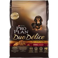 Pro Plan Duo Dlice Small Breed Chicken - Economy Pack: 3 x 2.5kg