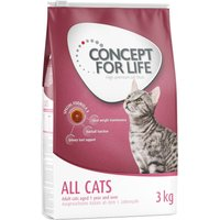 Concept for Life All Cats - 3kg