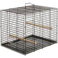 Ferplast Viaggio Transport Cage - 51 x 37.5 x 40 cm (L x W x H)