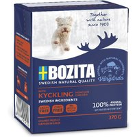 Bozita Naturals Chunks in Jelly 6 x 370g - Elk