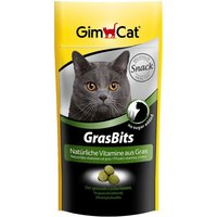 GimCat Gras Bits comprimidos de hierba para gatos - 140 g