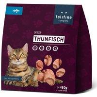 Felifine Complete Nuggets de thon et dinde pour chat - 5 x 480 g