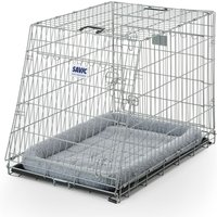 Savic Dog Residence Mobile with Cushion - 91 x 61 x 71 cm (L x W x H)