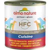 Almo Nature Classic 6 x 280 g / 290 g - filet de poulet (280 g)