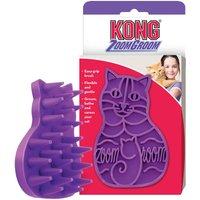Kong Zoom Groom - Brosse de massage pour chat