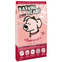 Barking Heads Fusspot Salmon & Potato - Economy Pack: 2 x 12kg