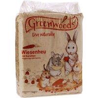 Foin Greenwoods, carottes - lot % : 3 x 1 kg