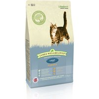 James Wellbeloved Adult Cat Light - Turkey - 1.5kg