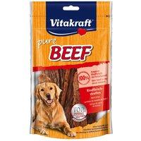 80g BEEF Lamelles de bœuf Vitakraft - Friandises pour Chien