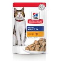 Hill's Mature Adult 7+ para gatos - 48 x 85 g Pollo
