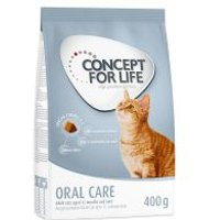 Concept for Life Oral Care - 3 x 3 kg - Pack Ahorro