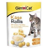 GimCat Rollis snacks de queso para gatos - 425 g