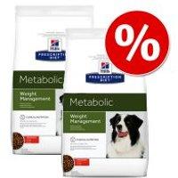 Hill's Prescription Diet pienso para perros - Pack Ahorro - r/d (2 x 12 kg)