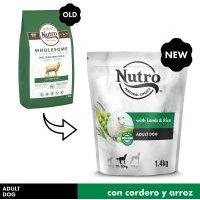 Nutro Core Adult cordero y arroz para perros medianos - 10 kg