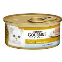 Purina Gourmet Gold Mousse 12 x 85 g - Buey
