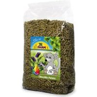 JR Farm pellets para chinchillas - 2 x 5 kg - Pack Ahorro