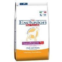 Exclusion Hypoallergenic con pato y patata - 2 x 12 kg - Pack Ahorro