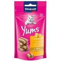 Vitakraft Cat Yums para gatos - Queso 40 g