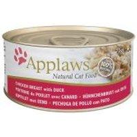 Applaws latas en caldo para gatos 6 x 70 g - Pechuga de pollo