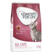 Concept for Life All Cats - 2 x 10 kg - Pack Ahorro