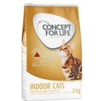3 kg Concept for Life - 5 € Rabatt! - Indoor Cats