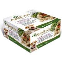 Pack mixto Applaws Recipe Collection para perros - 16 x 156 g Variaciones de pollo en caldo - Pack Ahorro