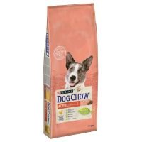 Purina Dog Chow Adult Active con pollo - 12 + 2 kg ¡gratis!