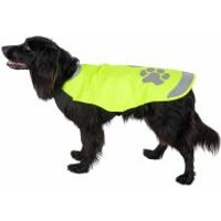 Chaleco reflectante para perros - 48 cm aprox. de longitud dorsal