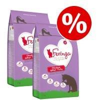 Feringa 2 x 3/6/6,5 kg pienso para gatos - Pack Ahorro - Adult con cordero y pollo (2 x 6 kg)