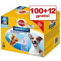 Pedigree Dentastix 112 uds. en oferta: 100 + 12 ¡gratis! - Dentastix Fresh para perros medianos