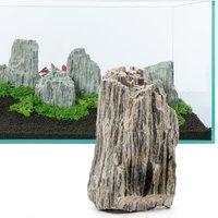 Glimmer Wood Rock - 14 Steine: 10 - 30 cm, ca. 24 kg