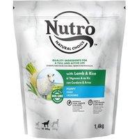 NUTRO Hund Puppy 10-30 kg mit Lamm und Reis - 10 kg