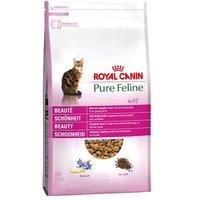 3 x 1,5 kg Royal Canin Pure Feline im Probierpaket - Schönheit, Idealgewicht & Vitalität