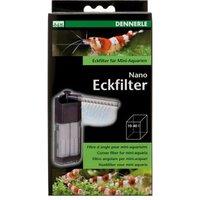 Dennerle Nano Eckfilter - Eckfilter, bis 40 Liter