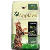 Applaws Adult Huhn mit Lamm - Sparpaket: 2 x 7,5 kg