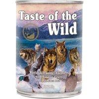 Taste of the Wild Wetlands - 12 x 390 g