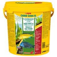 Sera Cichlid Green XL Granulatfutter - 10 Liter