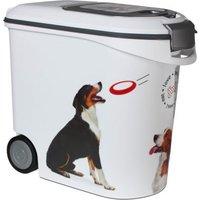 Curver Trockenfutterbehälter Hund - bis 12 kg Trockenfutter