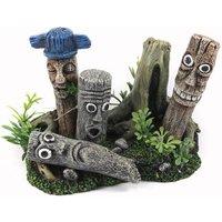Aquatlantis Aquariendeko Maya Stamm - 1 Stück