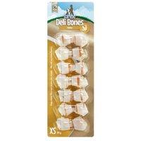 Barkoo Deli Bones Chicken geknotet - XS, 7 St. je 5 cm (84 g)