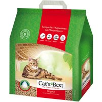 Cats Best ko Plus Cat Litter - Mega Pack 40l (approx. 18kg)