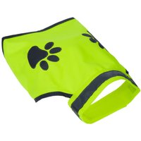 Safety-Dog Reflective Dog Vest - Size M: 32cm Back Length
