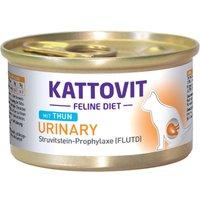 Kattovit Urinary (Struvite Stone Prophylaxis) 6 x 85g - Tuna
