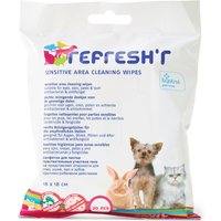 Savic Refreshr Wipes Sensitive - 20 wipes