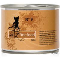 catz finefood Can 6 x 200g - Veal