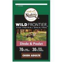 NUTRO Wild Frontier Adult Dinde & Poulet