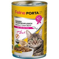 Feline Porta 21 Saver Pack 12 x 400g - Chicken with Aloe