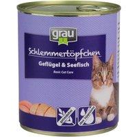 Grau Gourmet Grain-Free 6 x 800g - Chicken & Veal