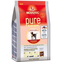 Meradog pure Fresh Meat Chicken & Potato - 12.5kg